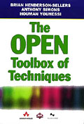 The OPEN Toolbox of Techniques (on Amazon)